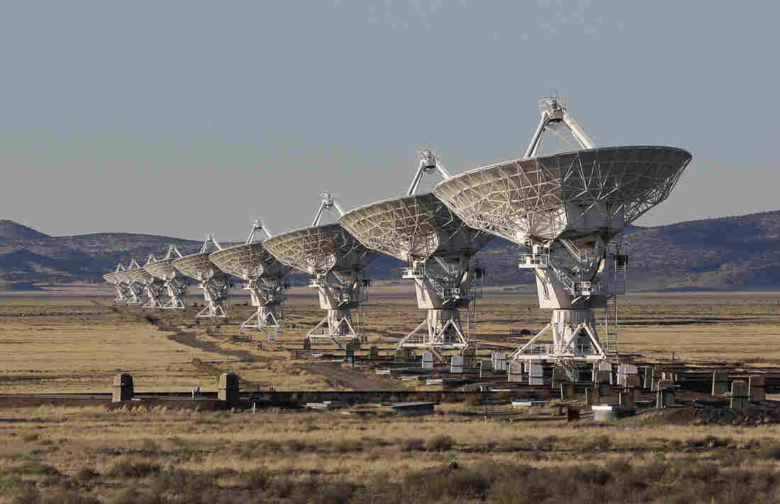 Researchers pin down the location of a mysterious fast radio burst
