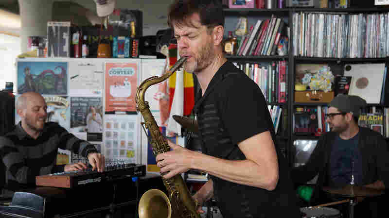 Donny McCaslin: Tiny Desk Concert