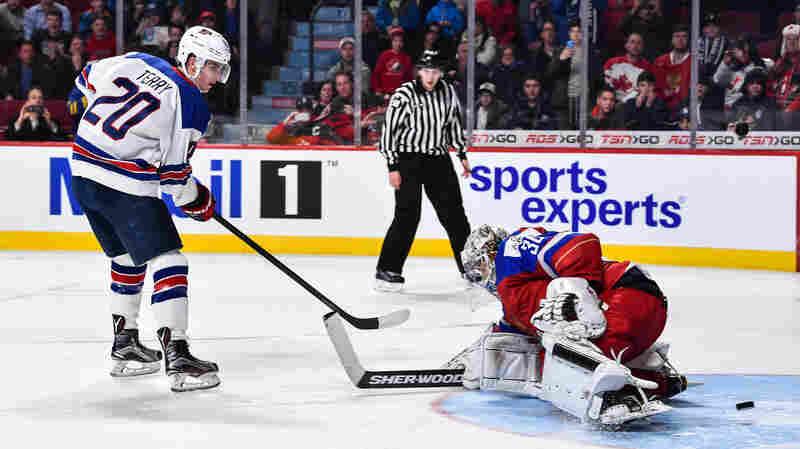 U.S. Defeats Canada To Win Hockey World Junior Championship