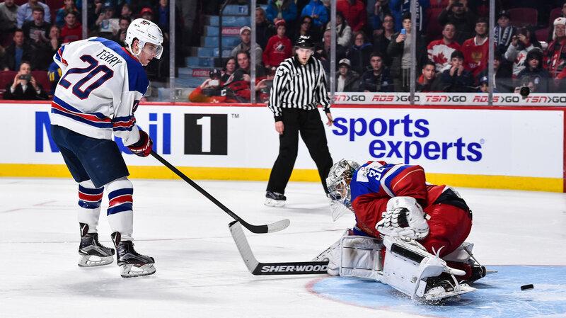 U S Defeats Canada To Win Hockey World Junior Championship The