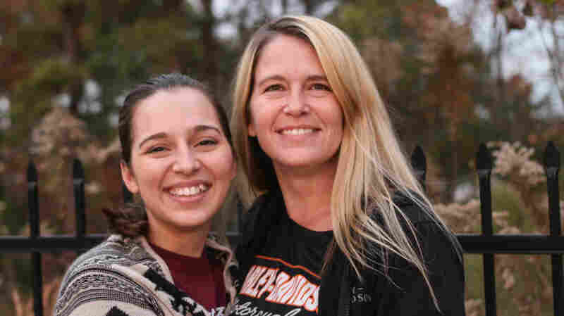 After Prison, A Mom Finds Her Way Back Into Her Daughter's Life