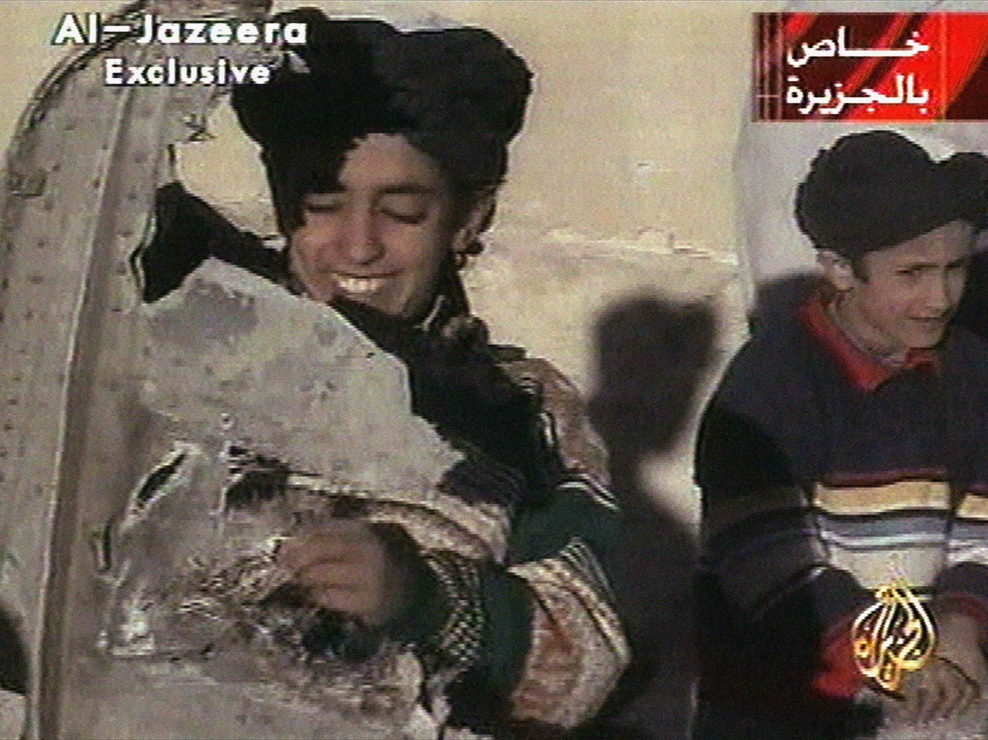 Osama Bin Laden's Son Hamza Added To U.S. Terror Blacklist