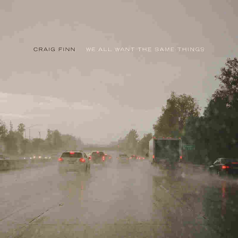 cover art for Craig Finn's We All Want The Same Things