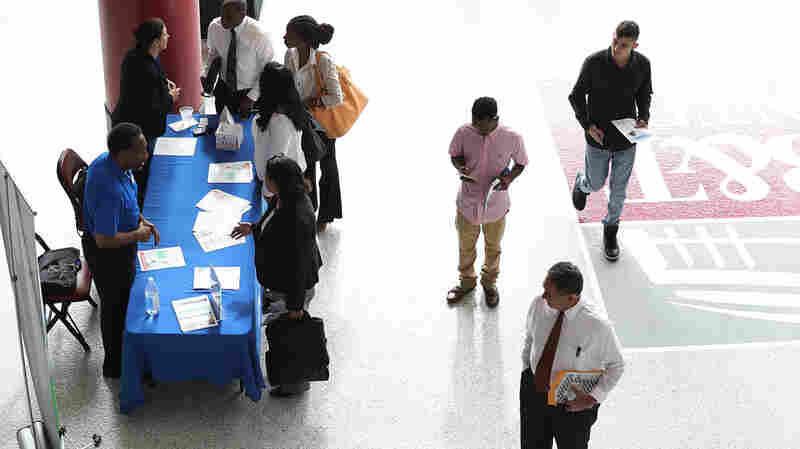 U.S. Added 156,000 Jobs In December; Hourly Wages Rose 10 Cents