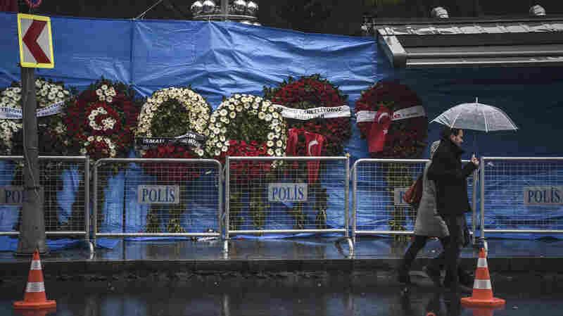 After Nightclub Attack, Fear Descends On Secular Turks