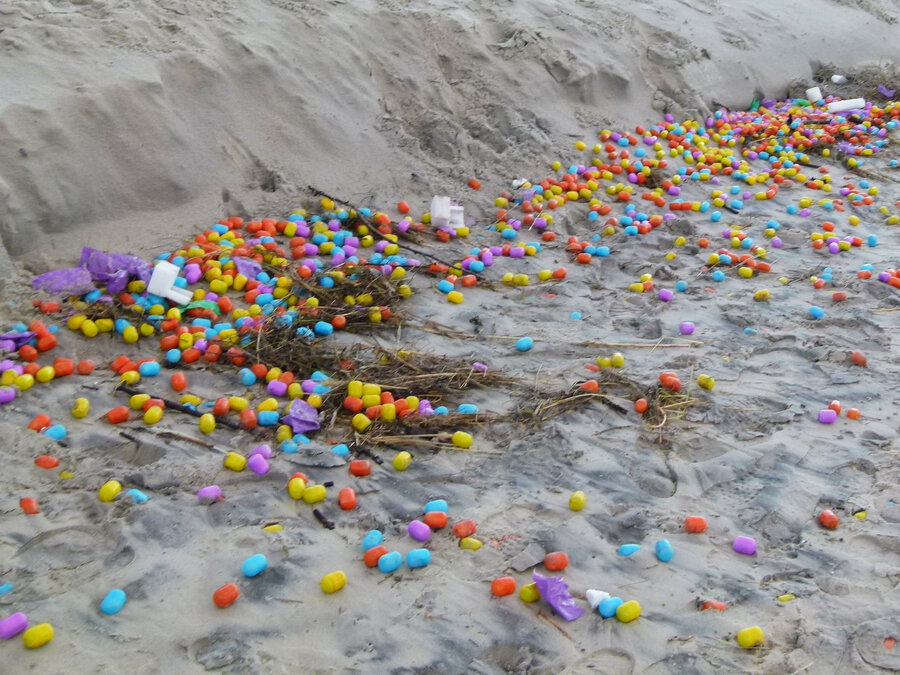 On This German Island, The Breakers Bring Gifts Ashore: Thousands Of Toys