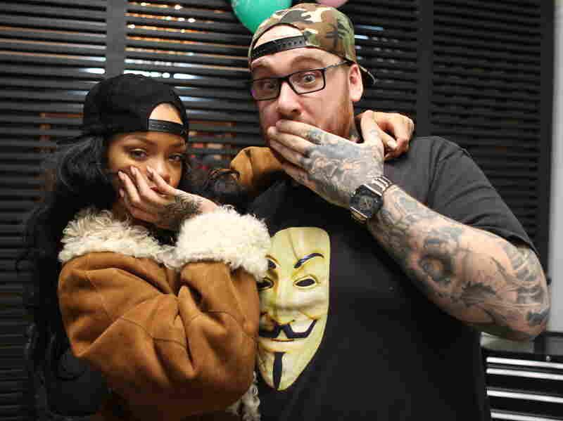Bang Bang with Rihanna