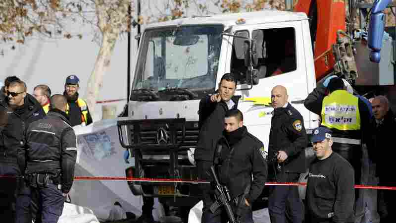At Least 4 People Killed, 15 Wounded In Jerusalem Vehicle Attack