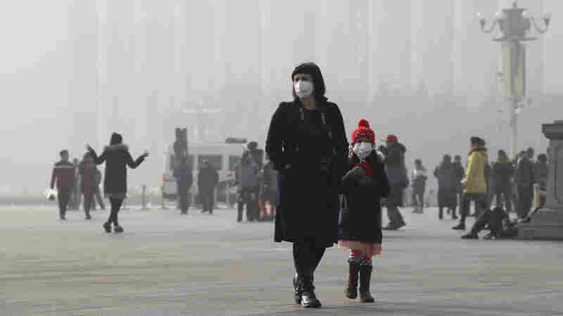 Smog Police: New Beijing Force Created To Tackle Air Pollution