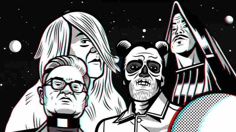 In Café Tacvba's New Video, The 'Futuro' Is Not Black And White