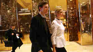 Trump Names Son-In-Law Jared Kushner As White House Senior Adviser