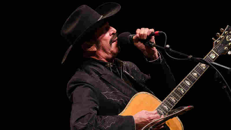Kinky Friedman On Mountain Stage