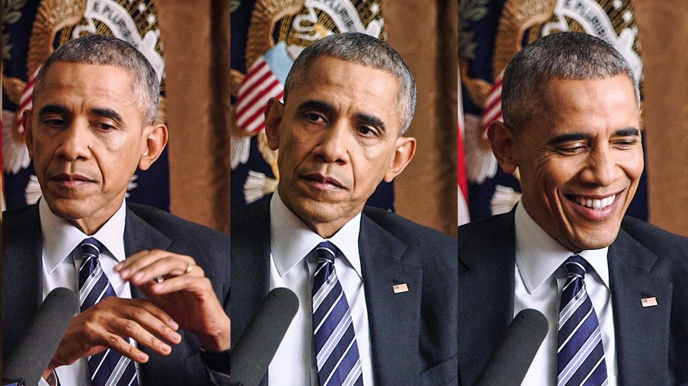 President Obama Prepares To Recap Tenure In Farewell Speech. So ...