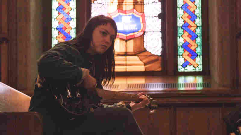 Watch Angel Olsen Perform In A Bronx Church
