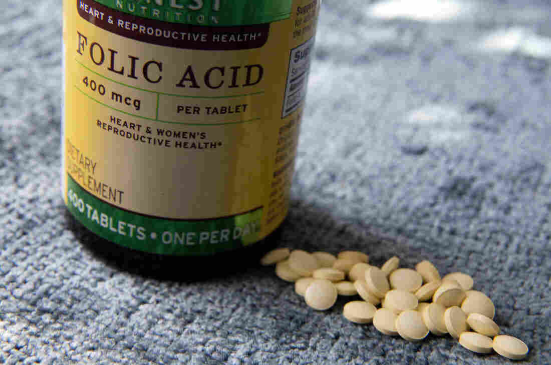 Folic acid supplementation recommended for preventing birth defects: USA panel
