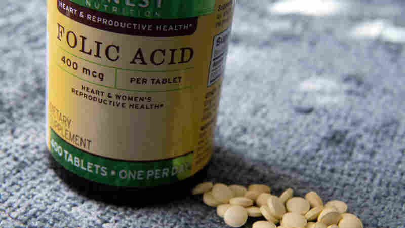 Women Still Need Folic Acid Supplements To Prevent Birth Defects