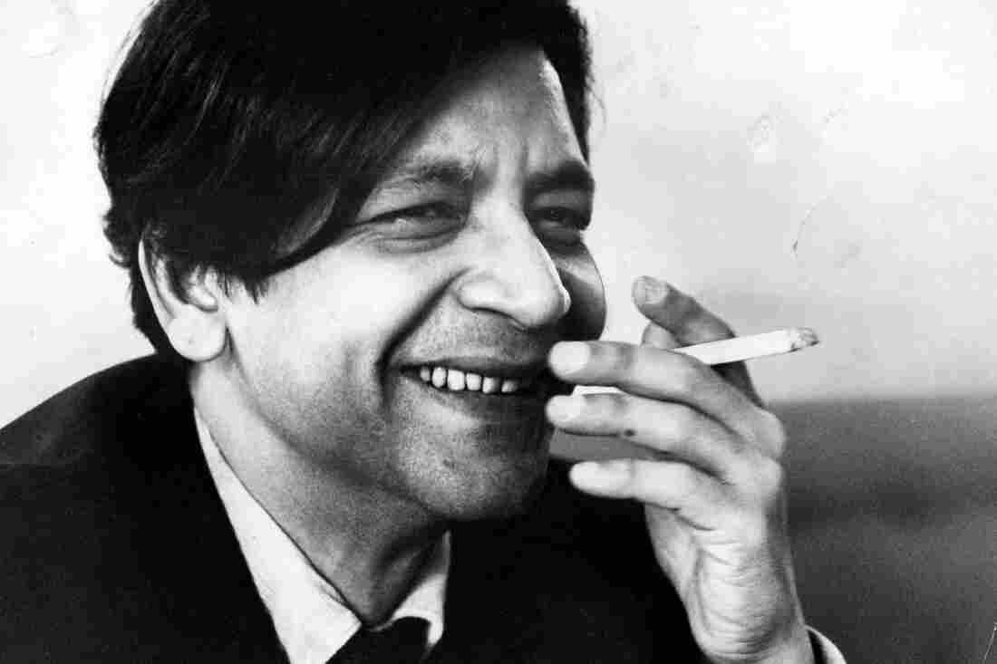 Grand Story-Teller V.S. Naipaul Dies in London