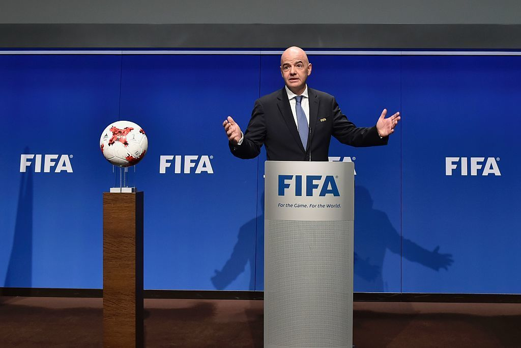 FIFA Expands World Cup Format To 48 Teams