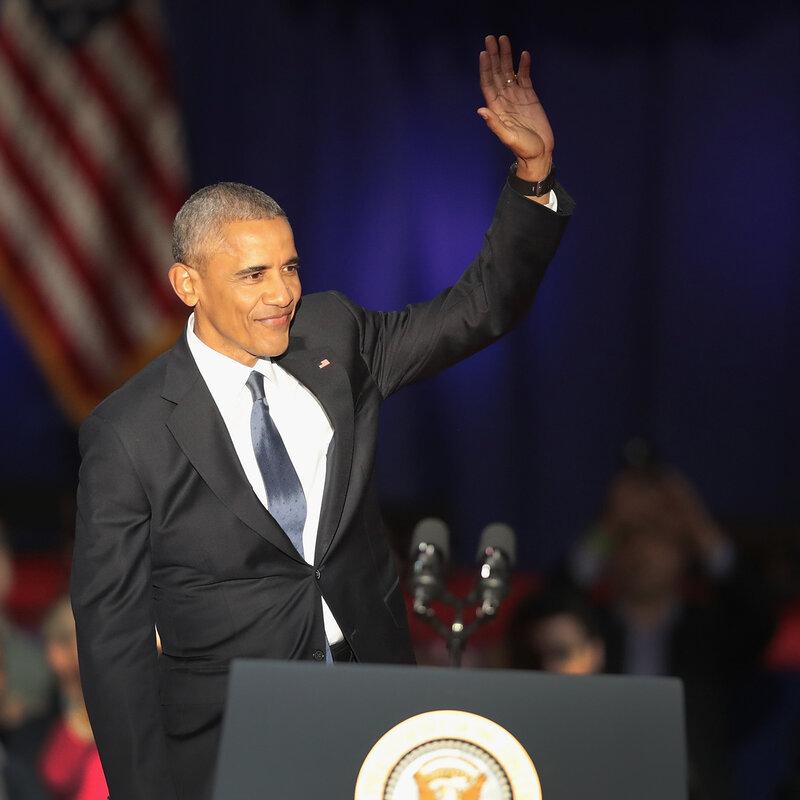 obama speech analysis essay
