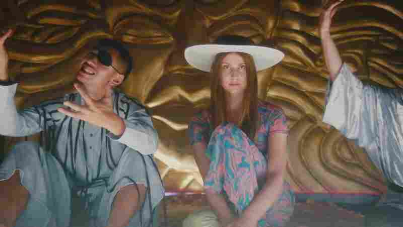 Watch Lydia Ainsworth's Fantastical Video For 'The Road'