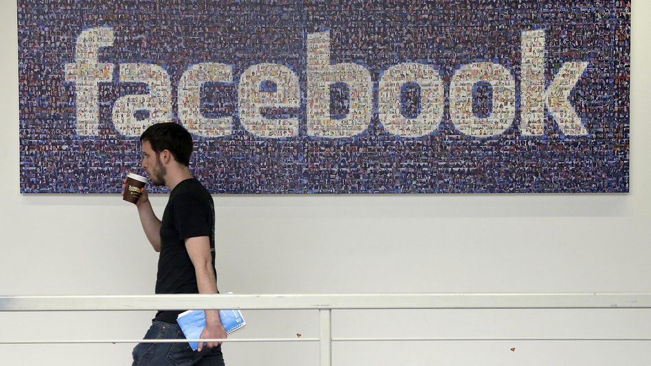 Facebook is asking local and global outlets to tag-team on the creation of news products. (AP)