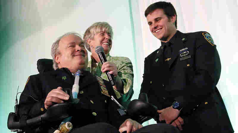 Steven McDonald, A Symbol Of Forgiveness And An NYPD Icon, Dies At 59