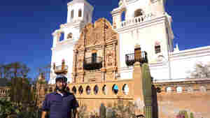In Tucson, Ariz., Cultures Combine At 300-Year-Old Catholic Mission