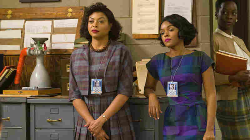 Pop Culture Happy Hour: 'Hidden Figures' And 'One Day At A Time'