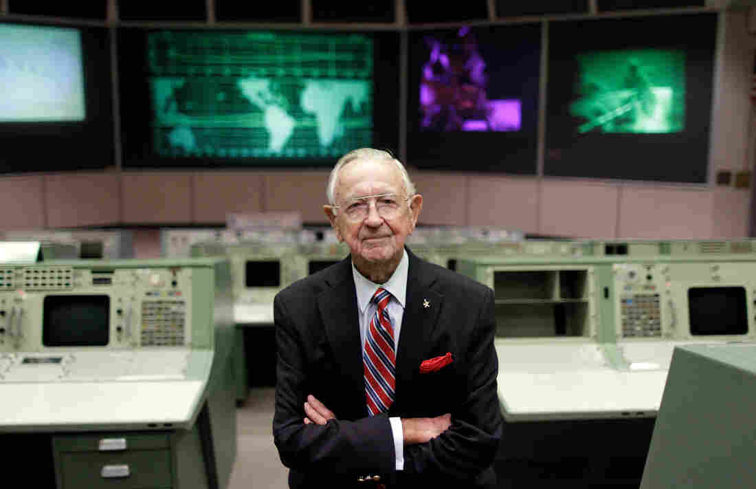 NASA Administrator Remembers Mission Control Pioneer Chris Kraft