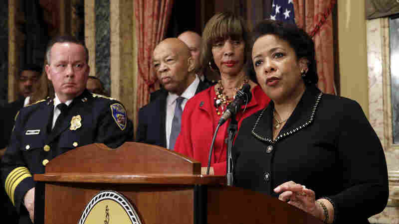 Baltimore, DOJ Reach Agreement On Consent Decree For Baltimore Police