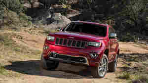 EPA Accuses Fiat Chrysler Of Installing Emissions-Cheating Software
