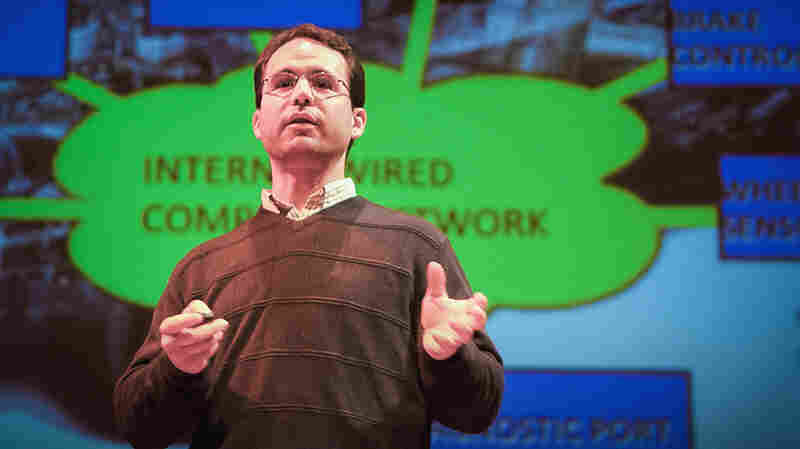 Avi Rubin: What Happens When Hackers Hijack Our Smart Devices?