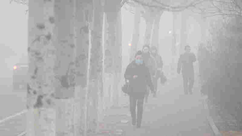 Read The Smog-Inspired Poem That China Can't Stop Talking About