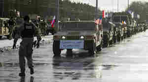 U.S. Troops Arrive In Poland, But Will Trump Keep Them There?
