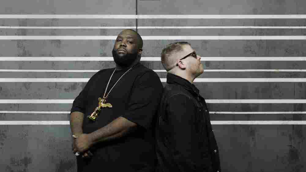 'The Soul's Gonna Speak': Run The Jewels Stares Down A Fraught 2017