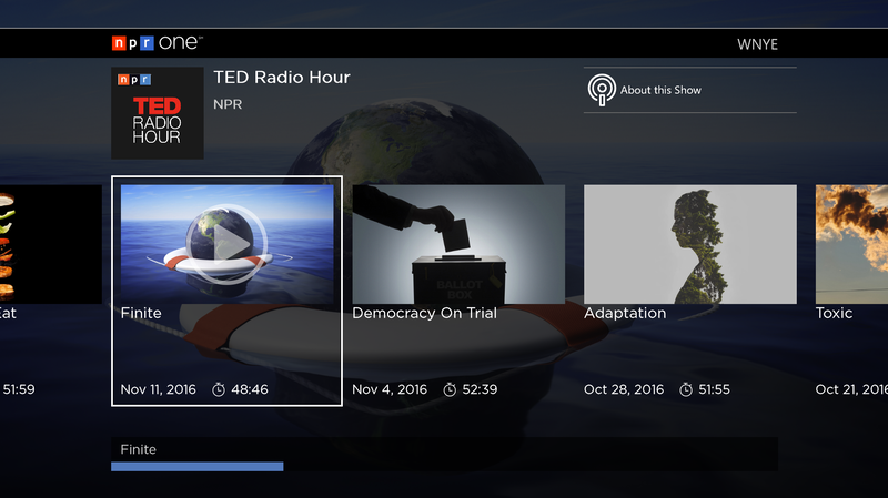 NPR One Now Available On Xbox One