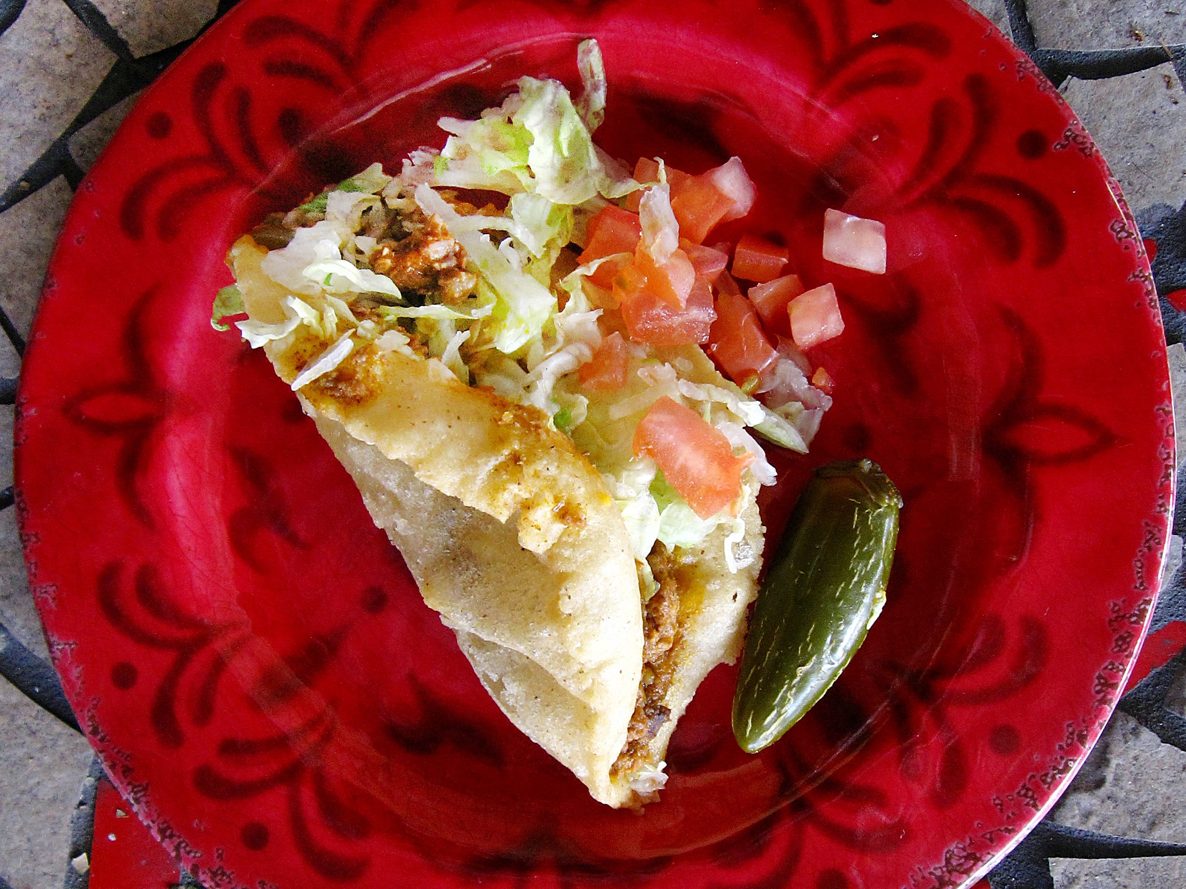 This Food Critic Will Take The Taco. Again. And Again. And Again.