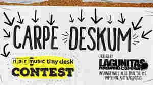 You Can Now Enter The 2017 Tiny Desk Contest