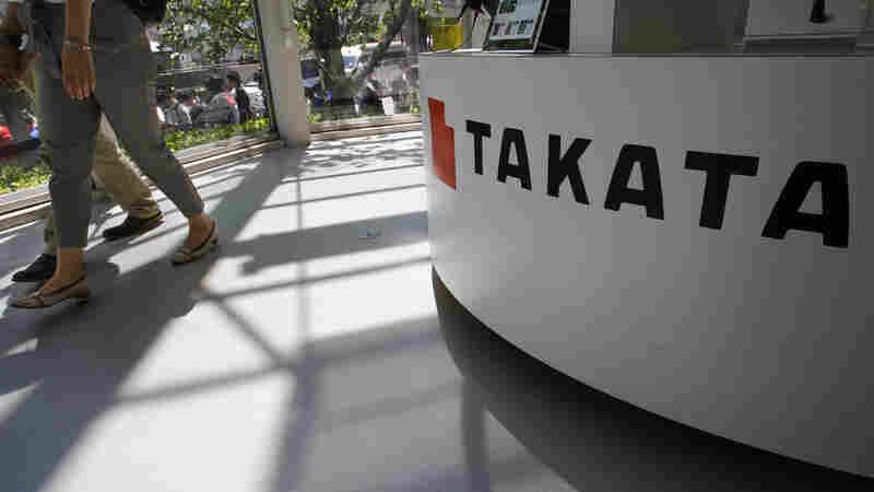 Takata To Pay $1 Billion Over Air Bag Fraud; 3 Executives Criminally Charged