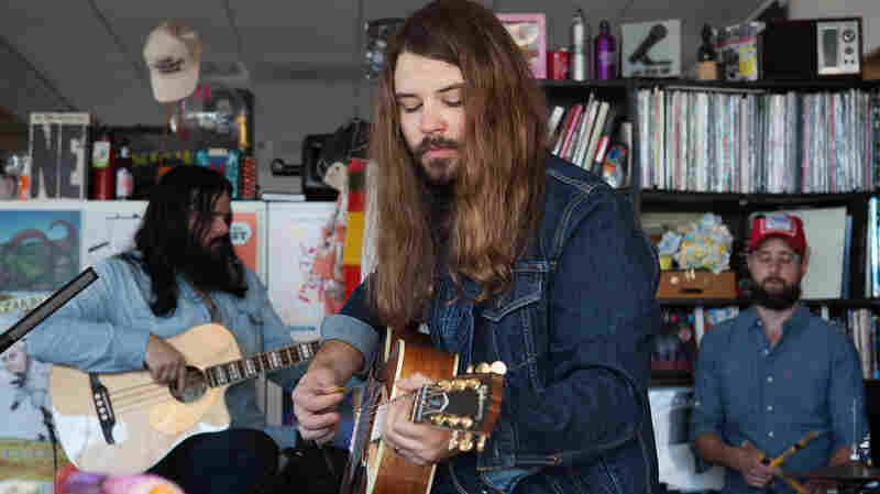 Brent Cobb: Tiny Desk Concert