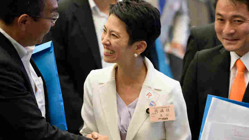 Women Are Making Their Voices Heard In Male-Dominated Japanese Politics