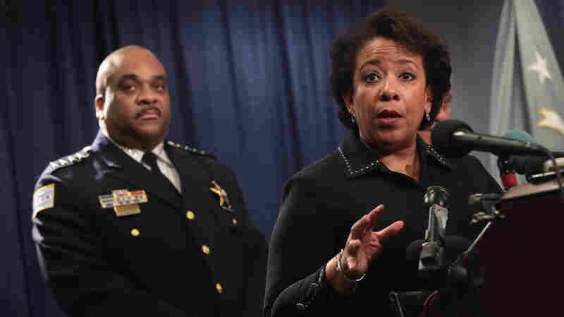 DOJ: 'Severely Deficient Training' Has Led To Pattern Of Abuse By Chicago Police