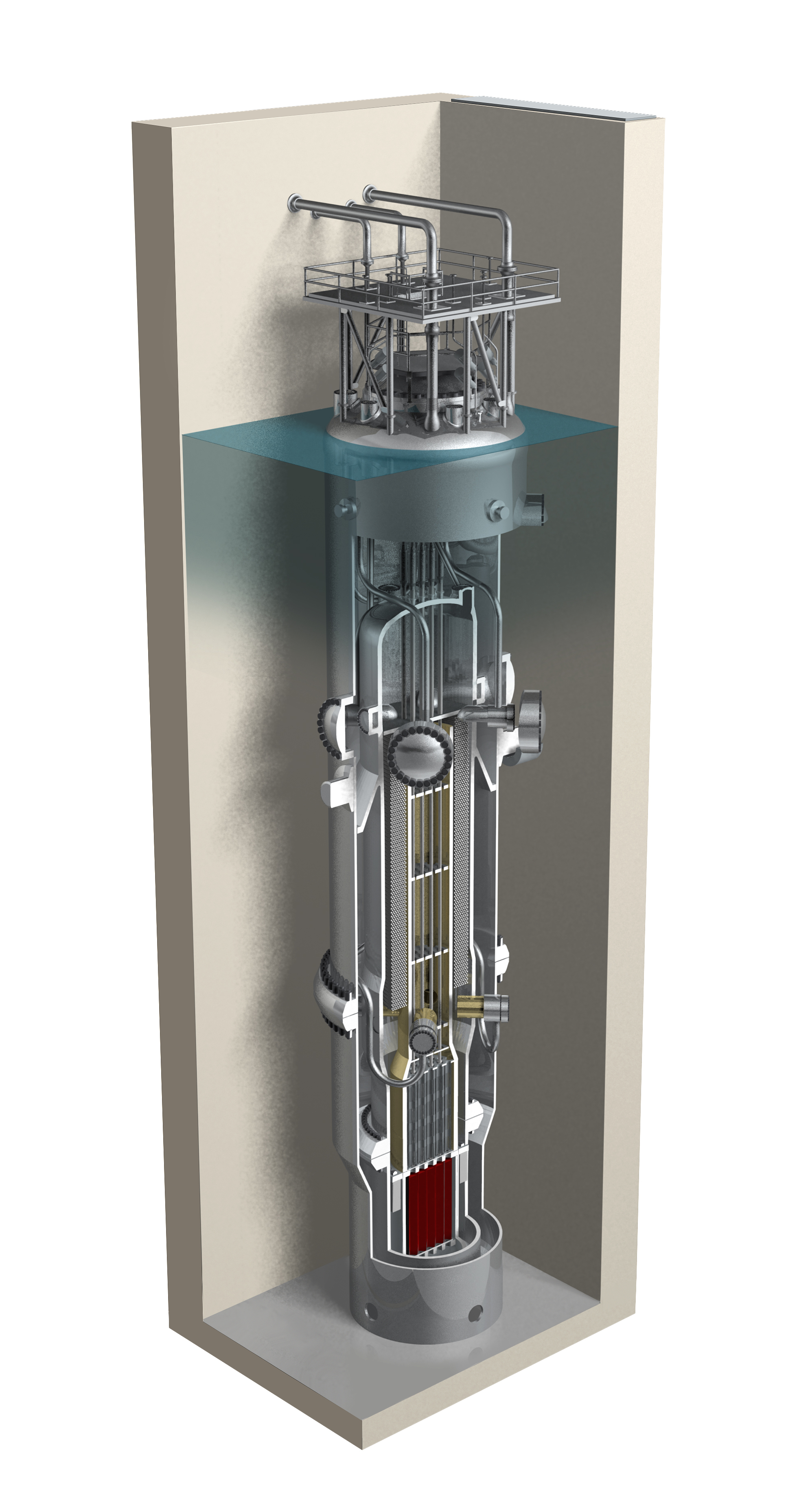 Miniaturized Nuclear Power Plant? U.S. Reviewing Proposed Design