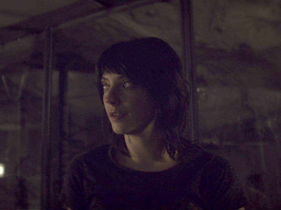 Sharon Van Etten in a scene from the Netflix series <em>The OA.</em>