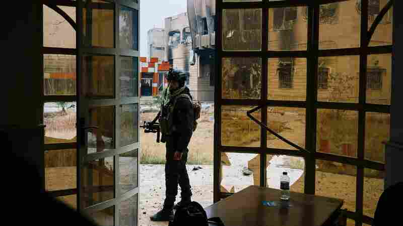 Iraqi Forces Retake Mosul University From ISIS, Military Spokesman Says