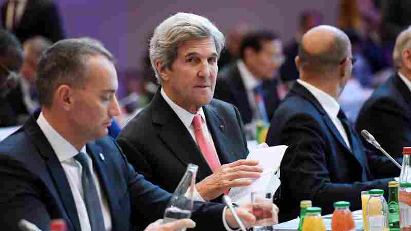 Paris Summit Urges Two-State Solution To Israeli-Palestinian Conflict