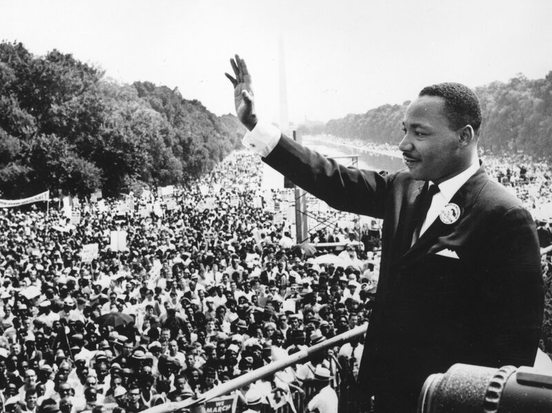 Image result for mlk jr i have a dream image