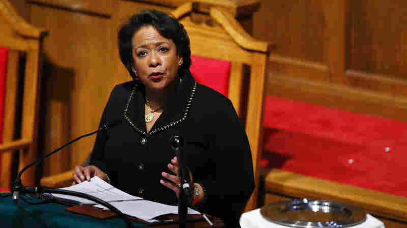 In Final Speech As Attorney General, Loretta Lynch Says: 'We Have To Work'