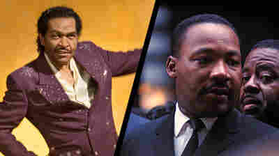 Bobby Rush Remembers Martin Luther King Jr.