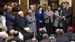 Muslim-Americans Remain Anxious About Trump Administration